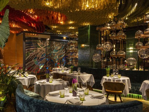 Dine With The Stars At These 10 Celebrity-Favourite Restaurants