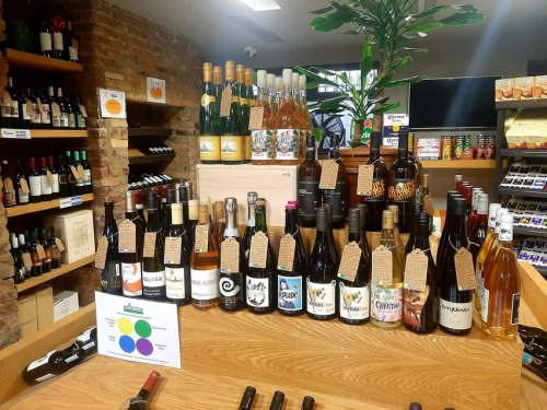 Independent Wine Shops in London