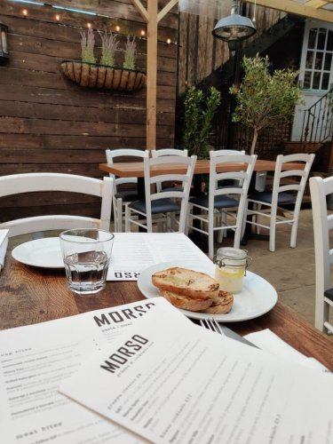 Morso: your new favourite Italian restaurant