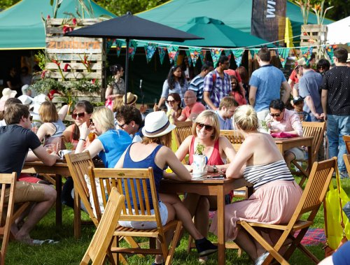 Feast at These 5 Foodie Festivals
