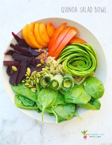 7 Summer Salads | Vegetarian & Vegan