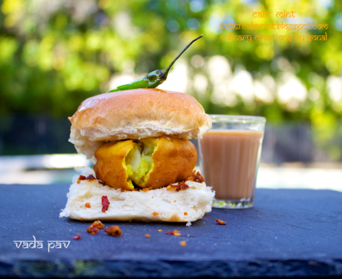 ​Vada Pav | An Ode to the Street Food of Mumbai​ | Eat More Art