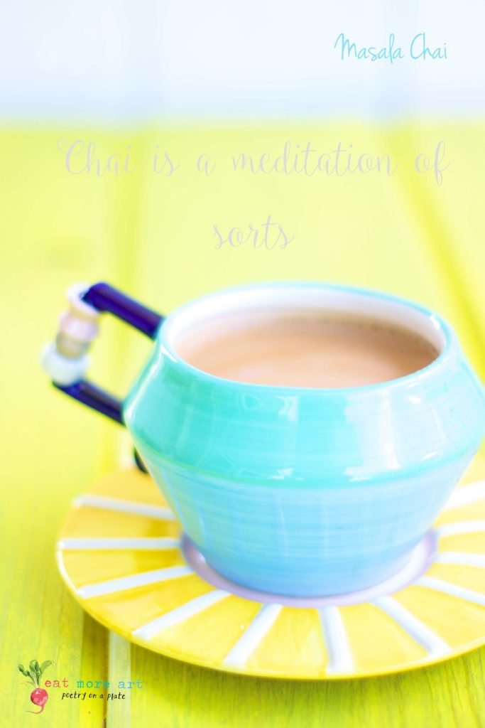 Tea   Chai - cover