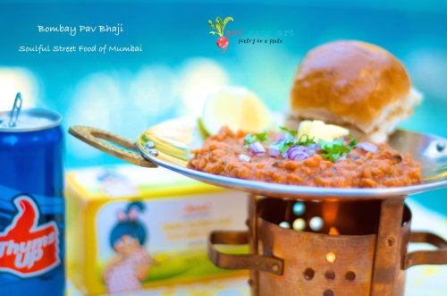 Bombay Pav Bhaji | The Soulful Street Food Of Mumbai | Eat More Art