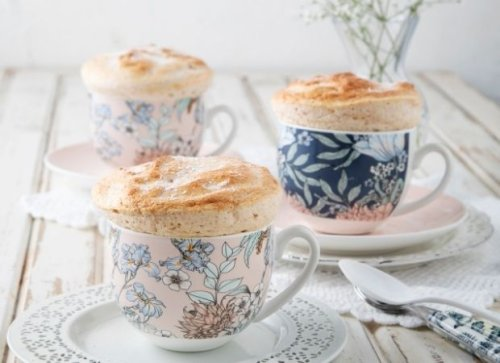 RECIPE: Bertus Basson's milk tart soufflé - Eat Out