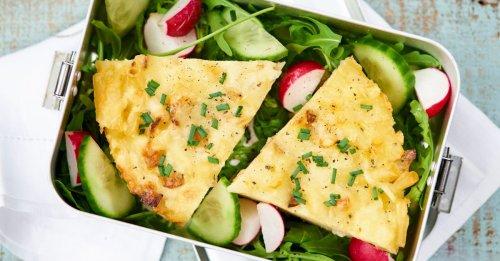 Ideen für die gesunde Mittagspause - cover
