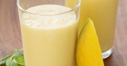 Mango-Lassi