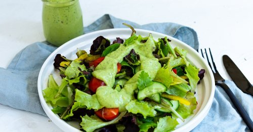 Avocado-Limetten-Dressing