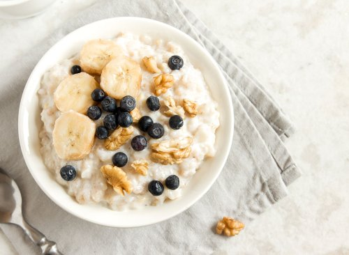 The Secret Oatmeal Trick For a Flat Belly, Says Dietitian   Eat This Not That