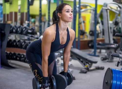 Lean-Body Workouts Everyone Over 40 Should Do, Says Trainer | Eat This Not That
