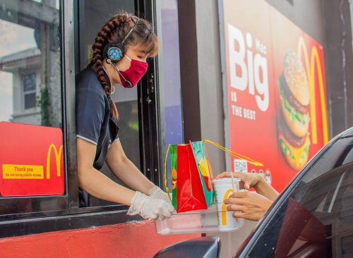 The #1 Worst Fast-Food Breakfast, Says a Dietitian