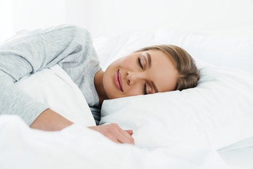 The Secret Trick for Great Sleep No Matter Your Age, Say Experts   Eat This Not That