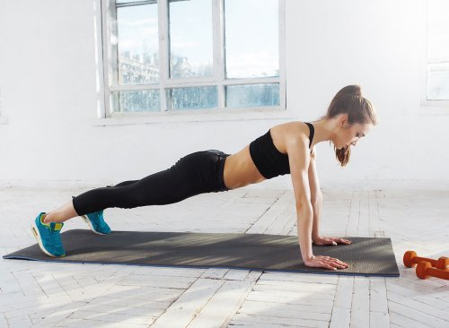 5 Undeniable Benefits of Doing More Push-Ups, According to Science