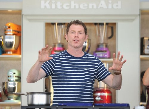 Bobby Flay Just Shared a Delicious, Healthy, and Fast Fish Recipe