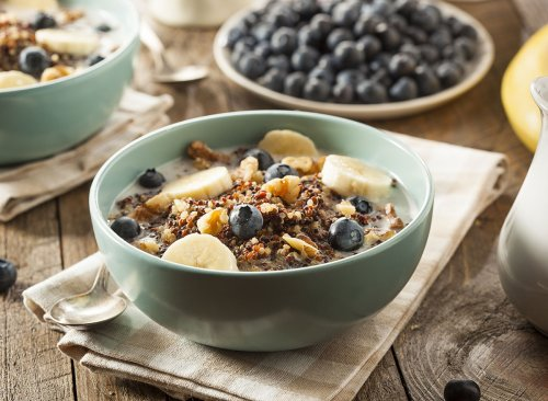 The Secret Breakfast Trick For a Flat Belly All Day, Say Experts | Eat This Not That