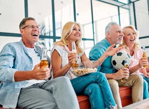 One Major Effect Drinking Beer Has on Heart Disease, New Study Says | Eat This Not That