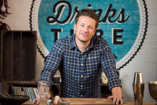 Jamie Oliver Lost 26 Pounds By Making This One Change to His Diet