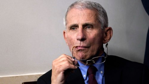 Dr. Fauci Just Predicted What Happens Next