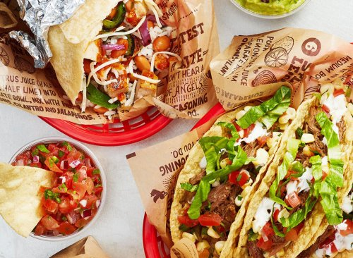 #1 Healthiest Plant-Based Fast-Food Item, According to a Nutritionist