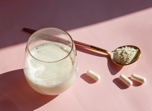 One Major Effect of Taking Collagen Supplements, Says Dietitian
