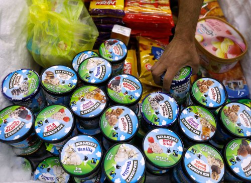 Ben & Jerry's Is Pulling Its Ice Cream From These Areas, Company Announces | Eat This Not That