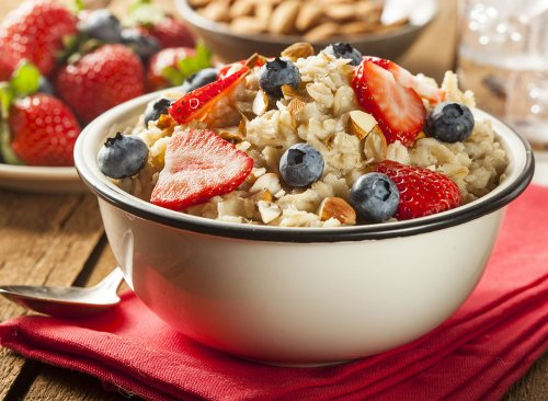 Popular Foods With More Fiber Than Oatmeal | Eat This Not That