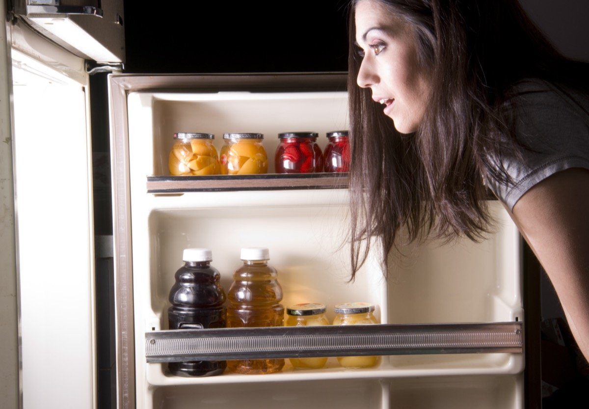 This Is the #1 Worst Nighttime Snack for Your Waistline, Says an Expert