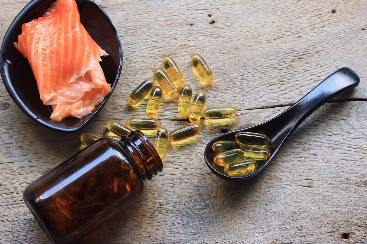 One Major Side Effect of Taking Fish Oil, Says New Study   Eat This Not That