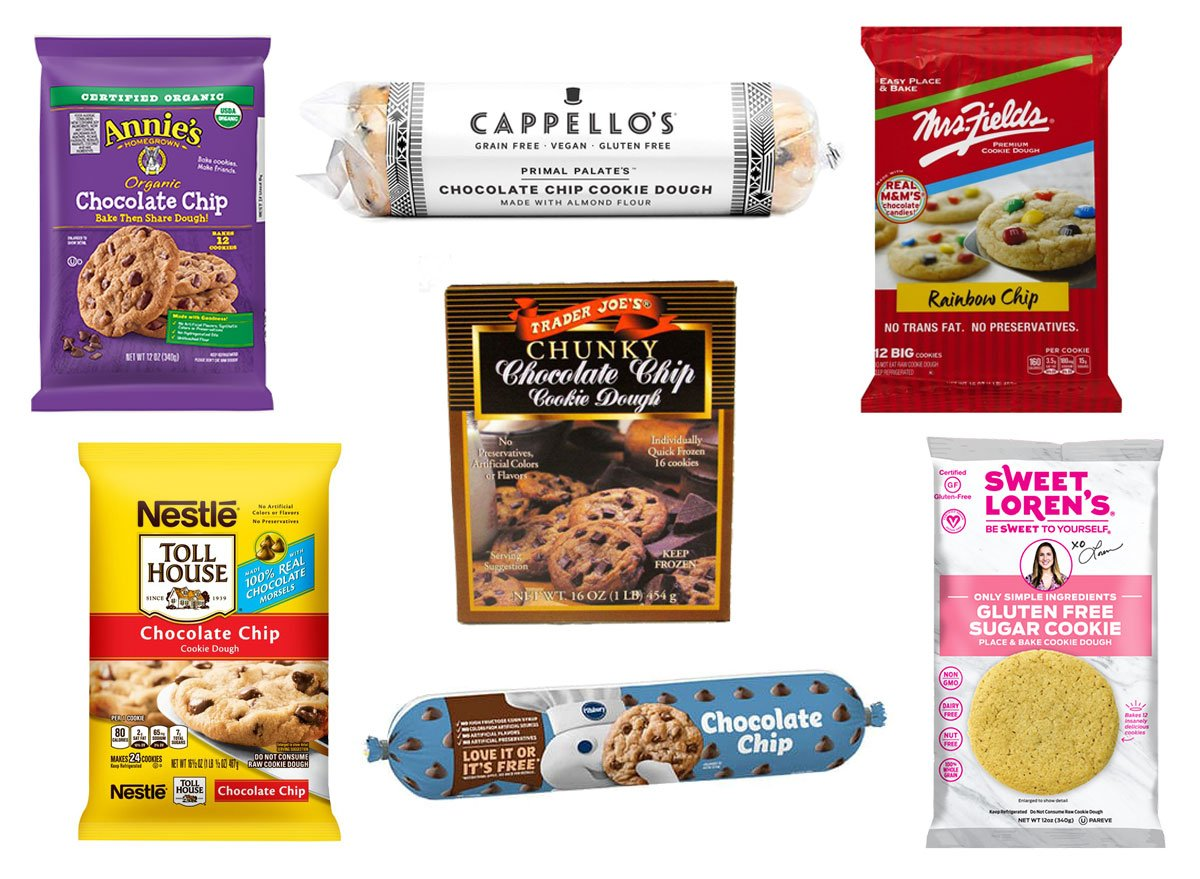 This Is the Best Store-Bought Cookie Dough