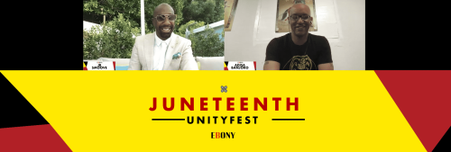 One-on-One with Juneteenth Unityfest Co-Host, Actor-Comedian J.B. Smoove • EBONY