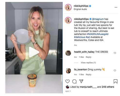 'Influencers' – just another advertising platform…