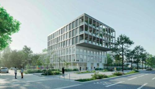 Lyon : Un nouveau Bâtiment entièrement dédié à l'approche « One health – une seule santé » qui alliera plateformes technologiques de pointe et laboratoires de haute sécurité biologique