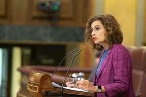 Montero se escuda en la guerra entre CCAA para no concretar la financiación autonómica
