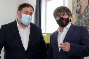 Puigdemont, Junqueras y Mas se agarran al salvavidas del ICF