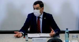 Juanma Moreno llevará a juicio al PSOE-A si observan delitos en las auditorías