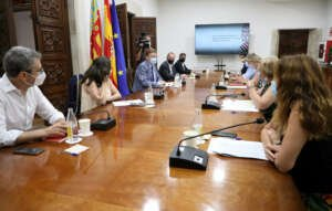El TSJCV permite a Puig aplicar el toque de 1ueda en 77 municipios a partir del lunes