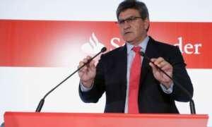 El Santander centra su crecimiento en Estados Unidos