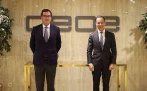 El despacho Sagardoy Abogados se incorpora a CEOE