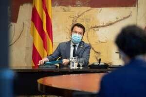 Una llamada de Aragonès desbloqueó el aval del ICF al Tribunal de Cuentas