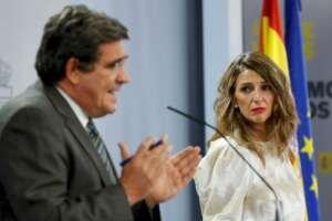El Ministerio de Escrivá planta a los agentes sociales y bloquea la prórroga de los ERTE