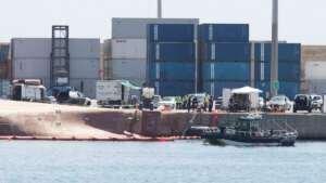 La huelga de transportistas en el Puerto de Castellón afecta a 400 contenedores diarios