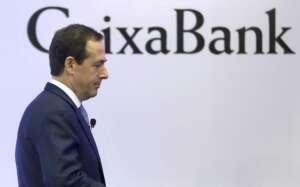 Gortázar (Caixabank) alaba el papel de la banca durante la pandemia