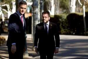 El Govern chantajea a Pedro Sánchez con el Tribunal de Cuentas