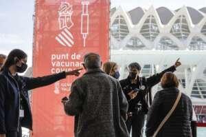 La Comunitat Valenciana recibirá el doble de vacunas en agosto