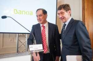 Mapfre pierde un 10% de su tamaño con la salida de Bankia