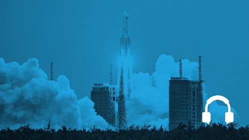 What does China's latest space launch mean for international scientific research?