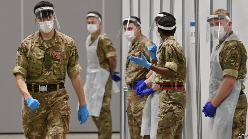 The British state is becoming worryingly reliant on its armed forces