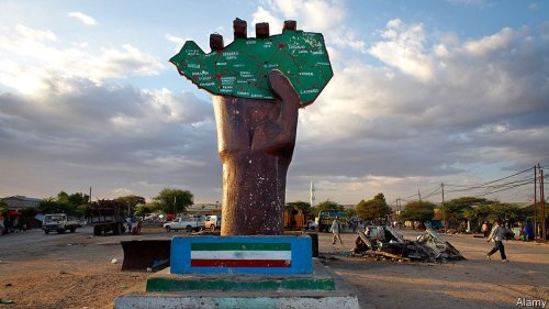 Somaliland, an unrecognised state, is winning friends abroad