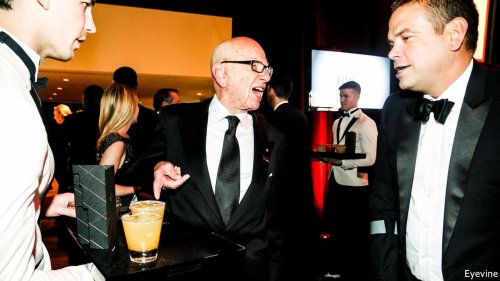 Rupert Murdoch prepares to hand over his media empire