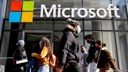 The method in Microsoft's merger madness